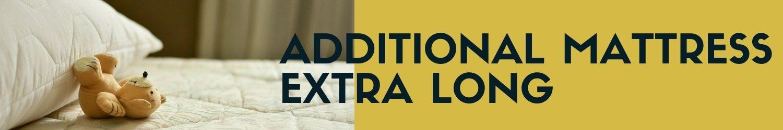 Additional mattress extra long