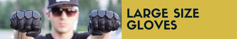 large size gloves