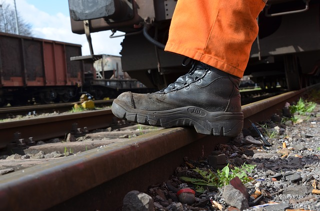 large size working shoes