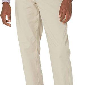 white tall pant