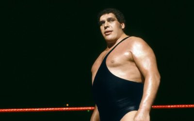 Who was Andre the Giant?