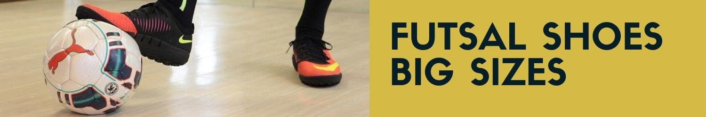 futsal shoes tall size