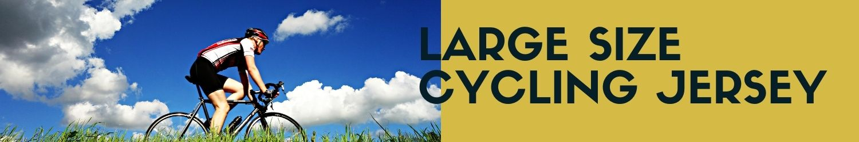 large size cycling jersey