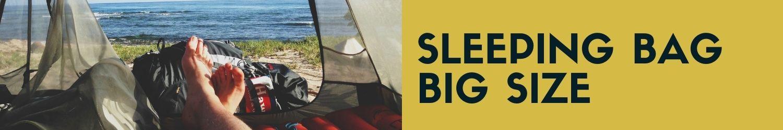 sleeping bag long size
