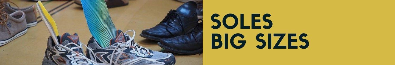 soles big size