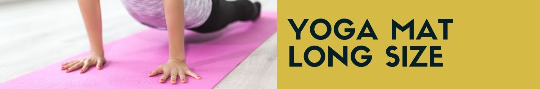yoga mat long size
