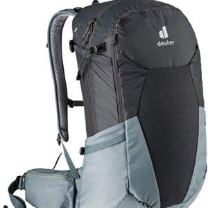 deuter Unisex - Adult Futura 29 EL Hiking Backpack, Graphite Shhale extra long